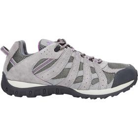 Columbia Redmond Waterproof Chaussures à tige basse Femme, charcoal / razzle